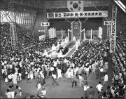 整容时代以前的韩国选美大赛(组图)