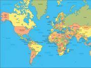 这张文章能改变几亿人的世界观,人类被一张地图骗了很久
