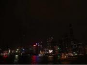 """中国多地同时熄灯 参与全球""""地球一小时""""活动"""