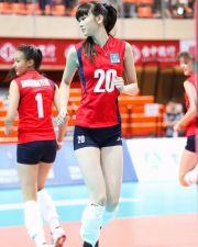 世界排球第一美少女重回赛场拼搏,称在日本的四年生活并不愉快