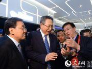 安徽首个5G电话成功打通 拨话人是省委书记