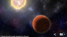 TESS望远镜发现首颗地球大小系外行星 或有大气层