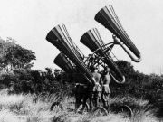 第一次世界大战中的那些黑科技