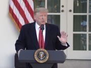 """美国退出武贸条约 特朗普:这是一个""""严重误导的条约"""""""