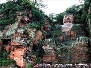 四川乐山大佛暗藏密室,揭开1200年前的神秘传说