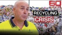 """中国禁""""洋垃圾""""后,澳大利亚垃圾回收系统面临崩溃"""