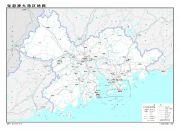 粤港澳大湾区地图+城际铁路规划方案来了!