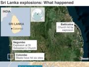 多起连环爆炸,为什么是斯里兰卡?
