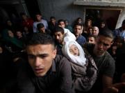"""以色列空袭加沙致平民死伤,联合国呼吁双方立刻""""降级冲突"""""""