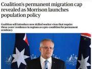 澳大利亚房价暴跌 移民大门关紧中国买家离去造成