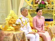 """从空姐到""""保镖""""再到泰国王后,她到底啥来头?"""