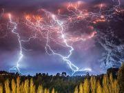 世上真有黑色闪电?闪电能制氮肥?盘点你可能不知道的闪电冷知识
