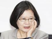 """蔡英文自称""""2020的唯一"""" 被骂""""台湾最鬼混的人"""""""