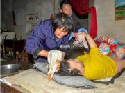 昏迷32年的女儿开口喊妈妈
