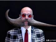 """你听说过""""胡须锦标赛""""吗?这里有全世界最奇怪的胡子!"""