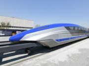 """""""中国第一飞车""""起步:未来跑一趟京沪3.5小时"""