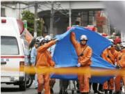 日本持刀伤人案嫌犯与1名女孩死亡 多人受伤