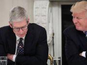 库克否认苹果垄断 接受公平审查