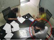 男子派出所顺手机监控下人赃具获 办案民警都笑了