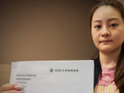 买机票被骗遭禁飞 华人女子在加拿大被罚款9万