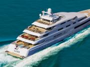 造价3000万英镑游艇失踪,运输途中落入地中海