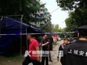 杭州一4岁女孩触电倒地仍在抢救 疑因小区办丧事私拉电线