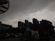郑州冰雹预警 市区及所辖六县(市)将有雷电活动