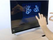 苹果新专利曝光 可实现隔空触屏操作