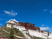 过分了啊!未来半年的西藏美得超纲了 天堂也不过如此!