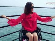 曾是湖南卫视著名主持人 因病瘫痪离开 今39岁孤身一人无人娶