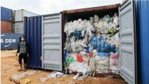 """加拿大的""""洋垃圾"""" 被印尼直接退回美国始发地"""