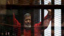 突发!埃及前总统穆罕默德•穆尔西在庭审时去世