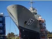 宙斯盾下饺子也是白搭:军舰没人开才是澳大利亚海军的最大麻烦