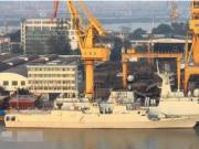 中国停止建造054A护卫舰:全力研发054B 可能采用全电推进