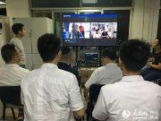世界首例5G技术用于灾难医学救援