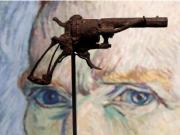 """疑似""""杀死""""巅峰期梵高的枪将拍卖 估价60000欧元"""