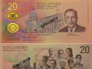 首次!华侨面孔出现在新加坡20元新钞上