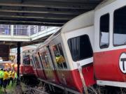 4天内第2起!波士顿地铁脱轨致11伤