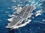不怒自威!中国航母编队通过史无前例的远航已初露峥嵘
