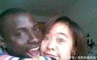 女子嫁给非洲男子,跟他回了一躺非洲老家,女子想死的心都有了