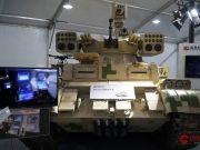 中津防务车辆装备展隆重开幕 国产战车系列化亮相