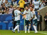 美洲杯-国米前锋连场破门 阿根廷2-0晋级将战巴西
