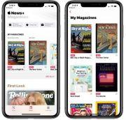 出版商不赚钱?Apple News+收入不及苹果承诺1/20