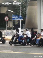哈登骑电动车被抓 哈登成第一个在中国被交警拦截的NBA球星