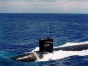 核潜艇掉进2600米海底断崖,129人无一生还,22枚核弹下落不明
