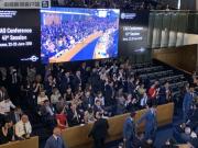 联合国粮农组织迎来首位中国籍总干事