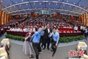 中国科协主席对话大学生:要有长远的国际视野