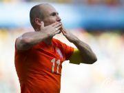 35岁罗本正式宣布退役 曾率荷兰队夺世界杯亚军