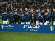 梅西拒绝领奖 炮轰美洲杯:冠军是为巴西准备的