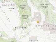 美地震网瘫痪 加州连续两天遇强震